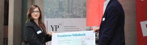 1.500 € für den Gewinner des ITYP Best Paper Awards 2017