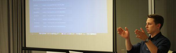 Talentschmiede TechTalk Mainframe #2!