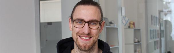 Mitarbeiterinterview Yannick Rathmann