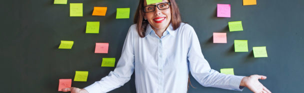 Ordnung muss sein – 5 Tipps für eine gute Selbstorganisation
